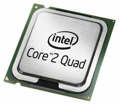 процессор_intel Core2 Quad Q9400