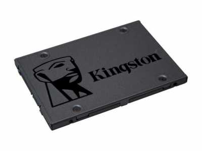 Жесткий диск SSD 480 Gb Kingston SSDNow A400